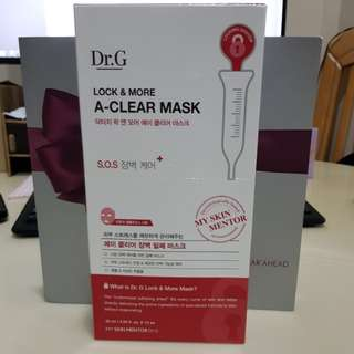 [Dr.G] A-CLEAR MASK