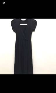 Dress hitam black party