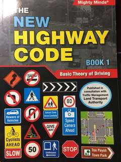 The New Highway Code Book 1
