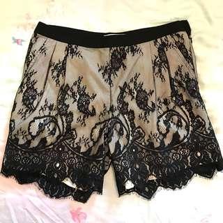 Wyatt Lace Shorts