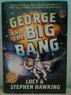 George and the Bigbang | Lucy and Stephen Hawking