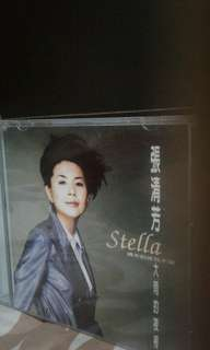 Music cd  Chinese Stella chang 张清芳 大雨的夜里   Pick up hougang buangkok mrt Or add $1 for postage