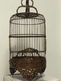 Puteh Old cage 50years