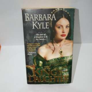 Barbara kyle - the king's daughter