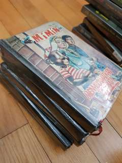 Komik MIMIN HITAM buku antik jadul