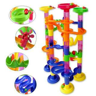 Rolling ball tower Building Blocks