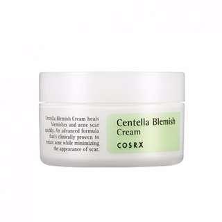 COSRX Centella Blemish Cream 30ml - NO SPATULA