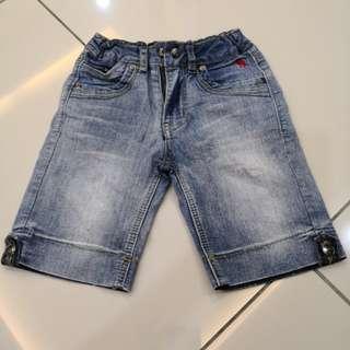 Cerisi Short Jeans (5-6t)