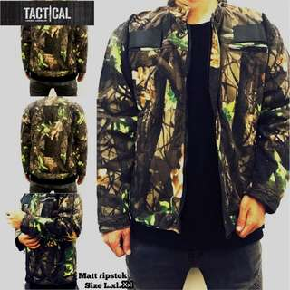 Jaket Tactical