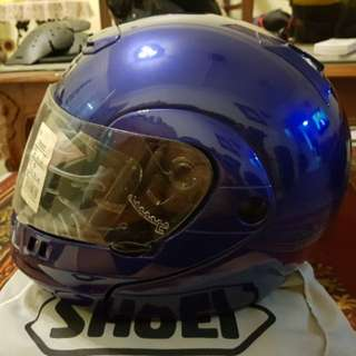 Shoei Syncrotec (AUTHENTIC)