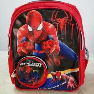 BN Spiderman Backpack