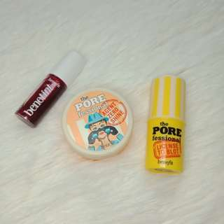 free📦 Benefit Cosmetics Minis
