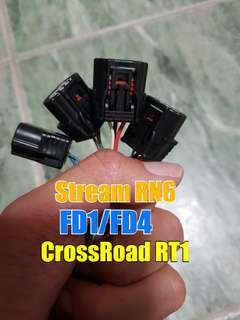 Stream RN6 / CIVIC FD1 FD4 / CROSSROAD ignition coil connector