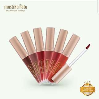 Lip Cream Mustika Ratu