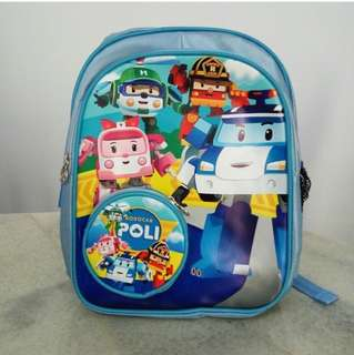 BN Robocar Poli backpack