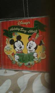 Music Instrumental  Disney Holiday sing along   Pick up hougang  buangkok mrt Or add $1 postage
