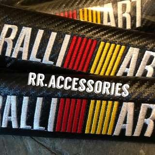 ⚔️BN Mitsubishi Ralliart CF Seatbelt Cover
