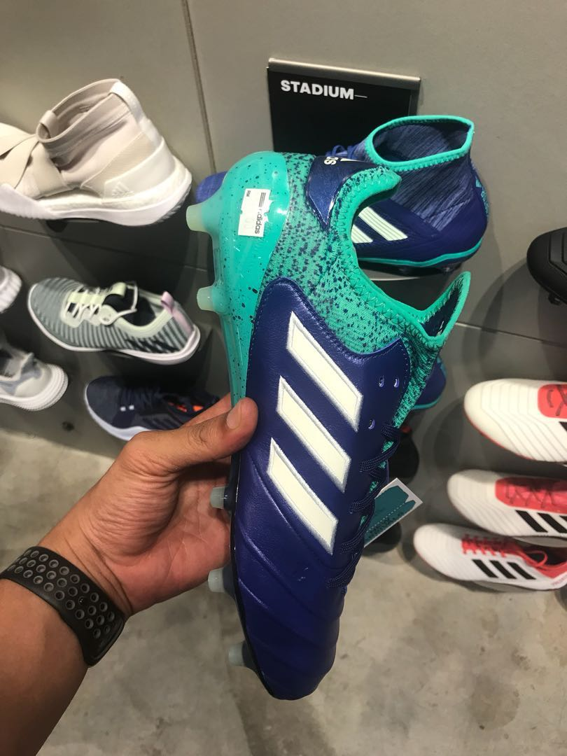 new photos d166b 9f6e0 Adidas Copa 18.1 Deadly Strike, Sports, Other on Carousell