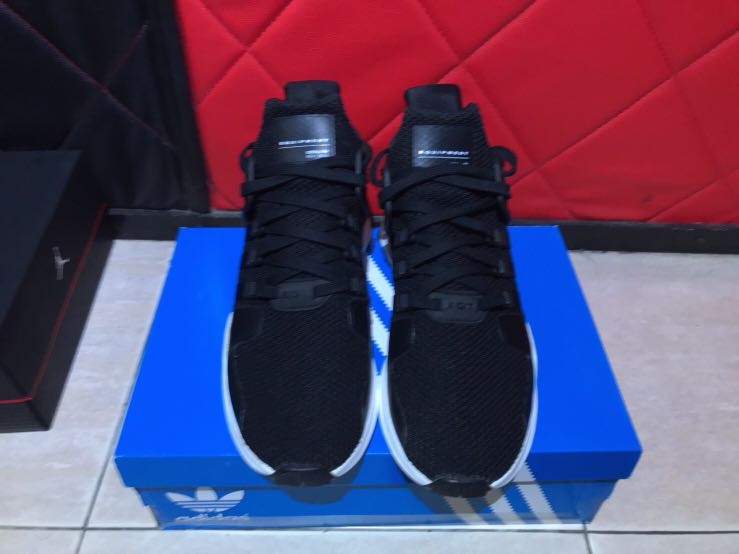 Adidas EQT Support Black f2b91e1bae
