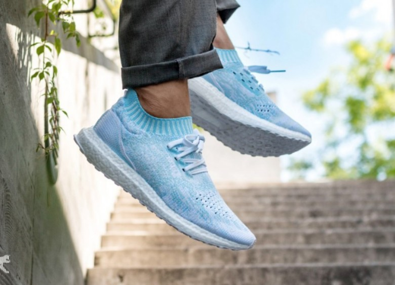 d1929c55d Adidas Ultra Boost Uncaged Parley   Ice Ocean Blue