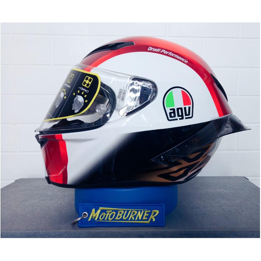 Agv Corsa R Simoncelli Motorbikes Motorbike Apparel On Carousell K3sv