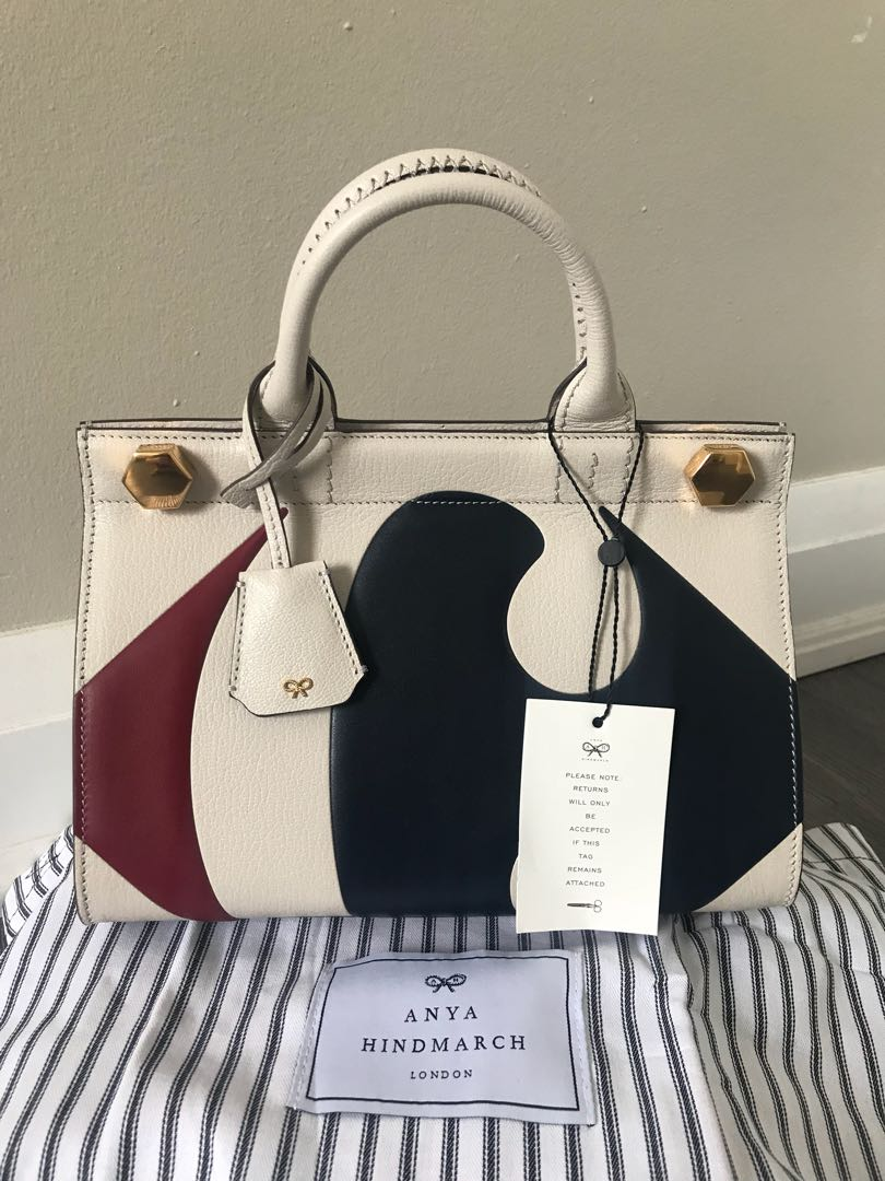 Anya Hindmarch Mini Satchel