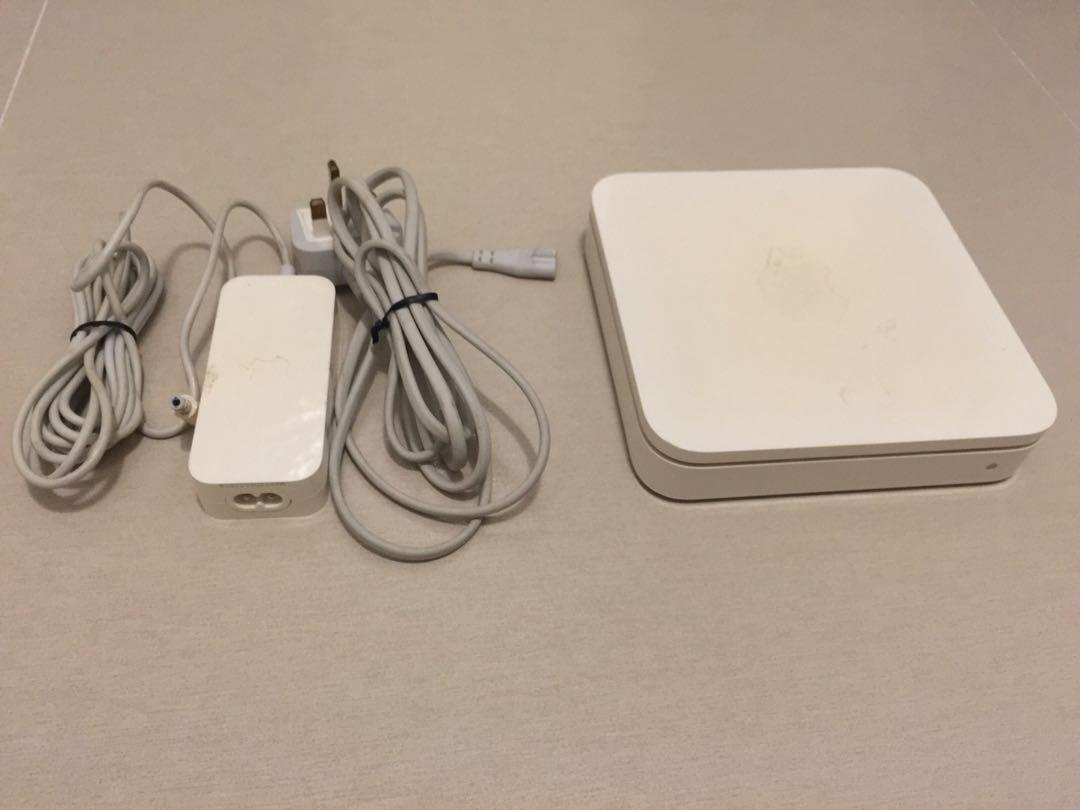 Apple AirPort 802.11n
