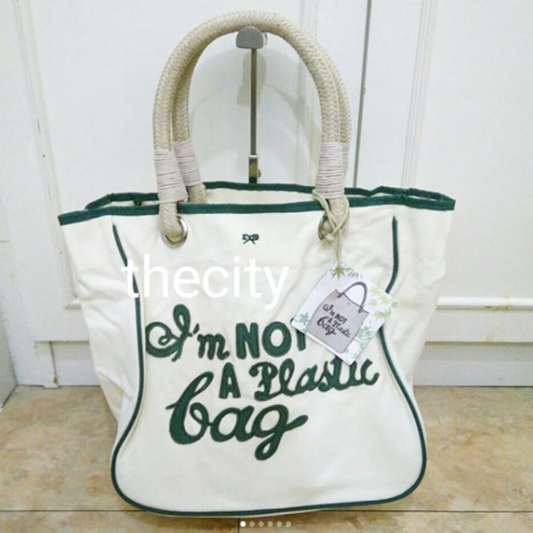 AUTHENTIC ANYA HINDMARCH