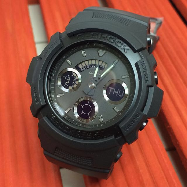 special ops image tactical casio shock g watch stealth watches