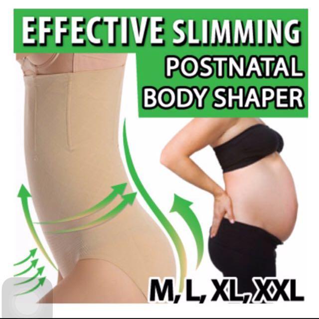 1af1dc975cbf Black/Skin Lady's High Waist Body Shaper Brief Underwear Tummy ...
