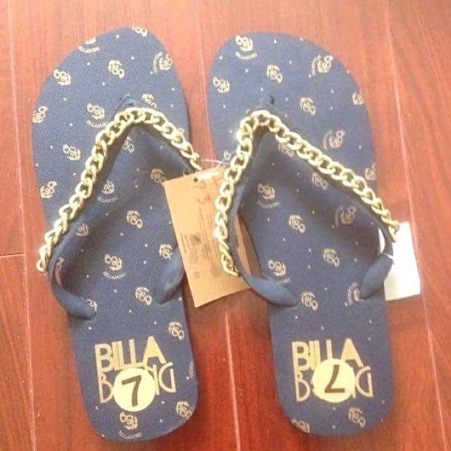 Billabong Chain Flip Flops