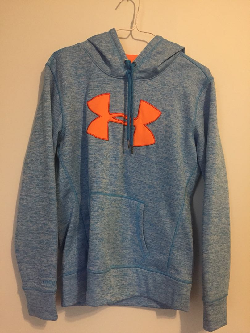 Boys under amour hoodie