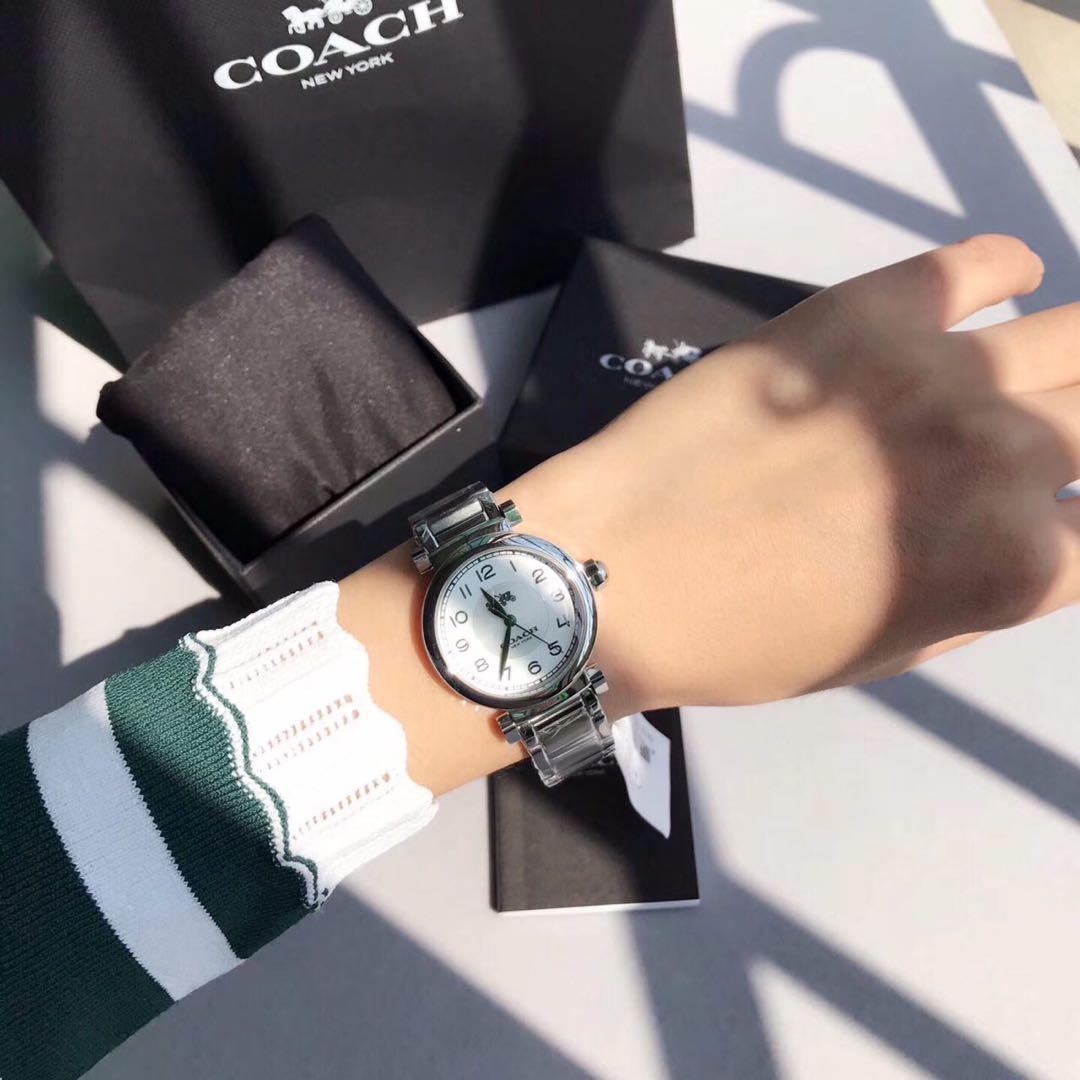 Coach Watch Fesyen Wanita Jam Tangan Di Carousell Fossil Ch3016 Abilene Chronograph Light Brown
