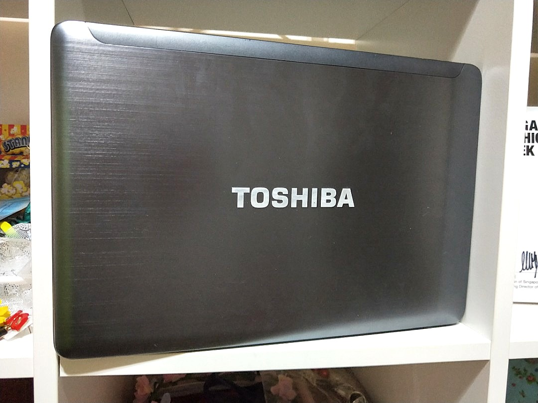 how to factory reset a toshiba satellite computer