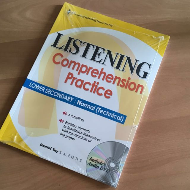 English listening comprehension practice for lower secondary