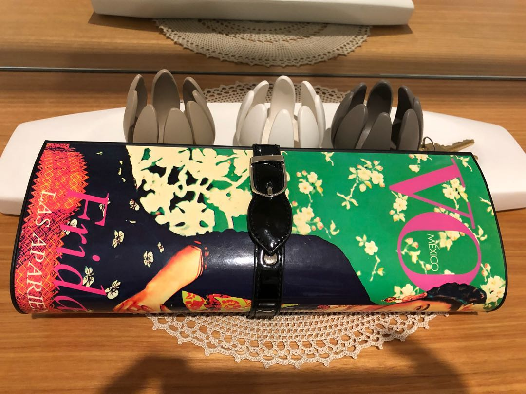 Frida Kahlo handbag - clutch