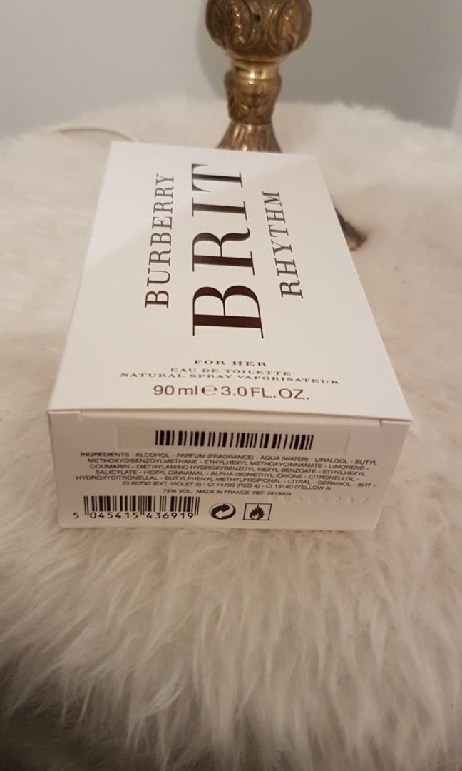 Genuine Burberry Brit Rhythm
