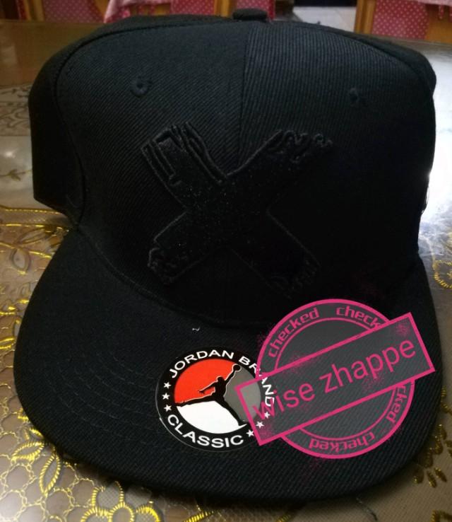 7e6646d4dbc Jordan X cap