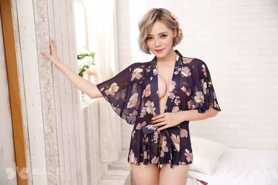 aebadb22ef Kimono lingerie