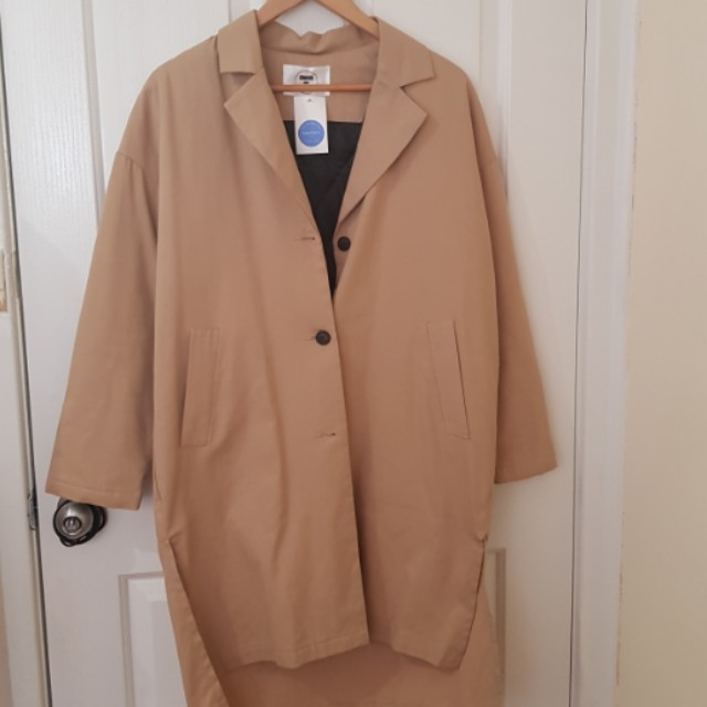 Korean boutique coat