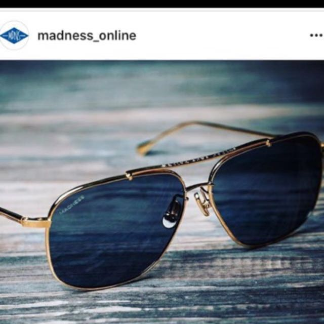 3fb1707f6006 MDNS X NATIVE SONS RYDER SUNGLASSES, Men's Fashion, Accessories on Carousell