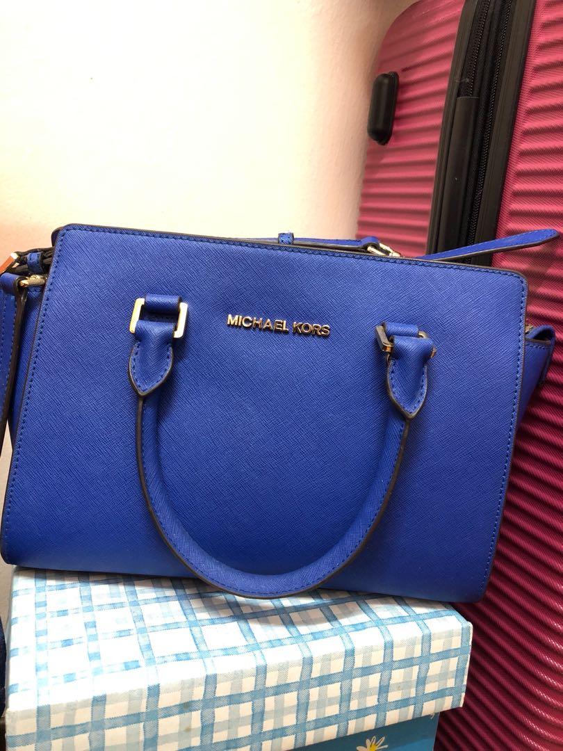 cacf710b33d15f Michael Kors Bag **preloved**, Women's Fashion, Bags & Wallets on ...