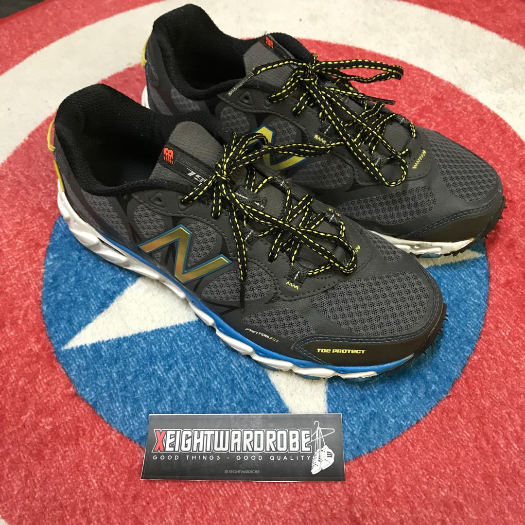 7b2e7c8709c46 New Balance MT790BB Trial Running, Men's Fashion, Footwear on Carousell