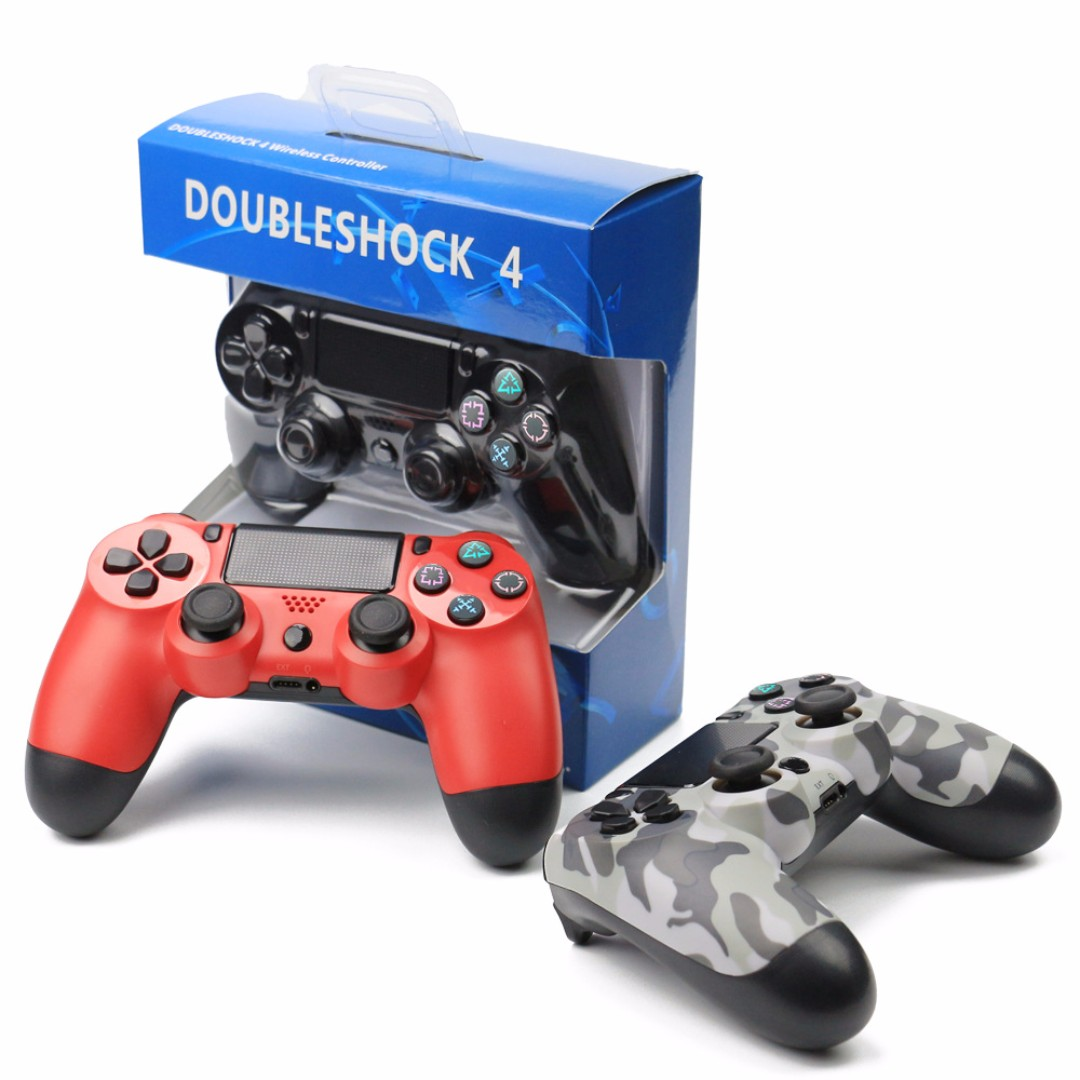 [new] PS4 PC dualshock controller wired analog joystick sony PlayStation DS4