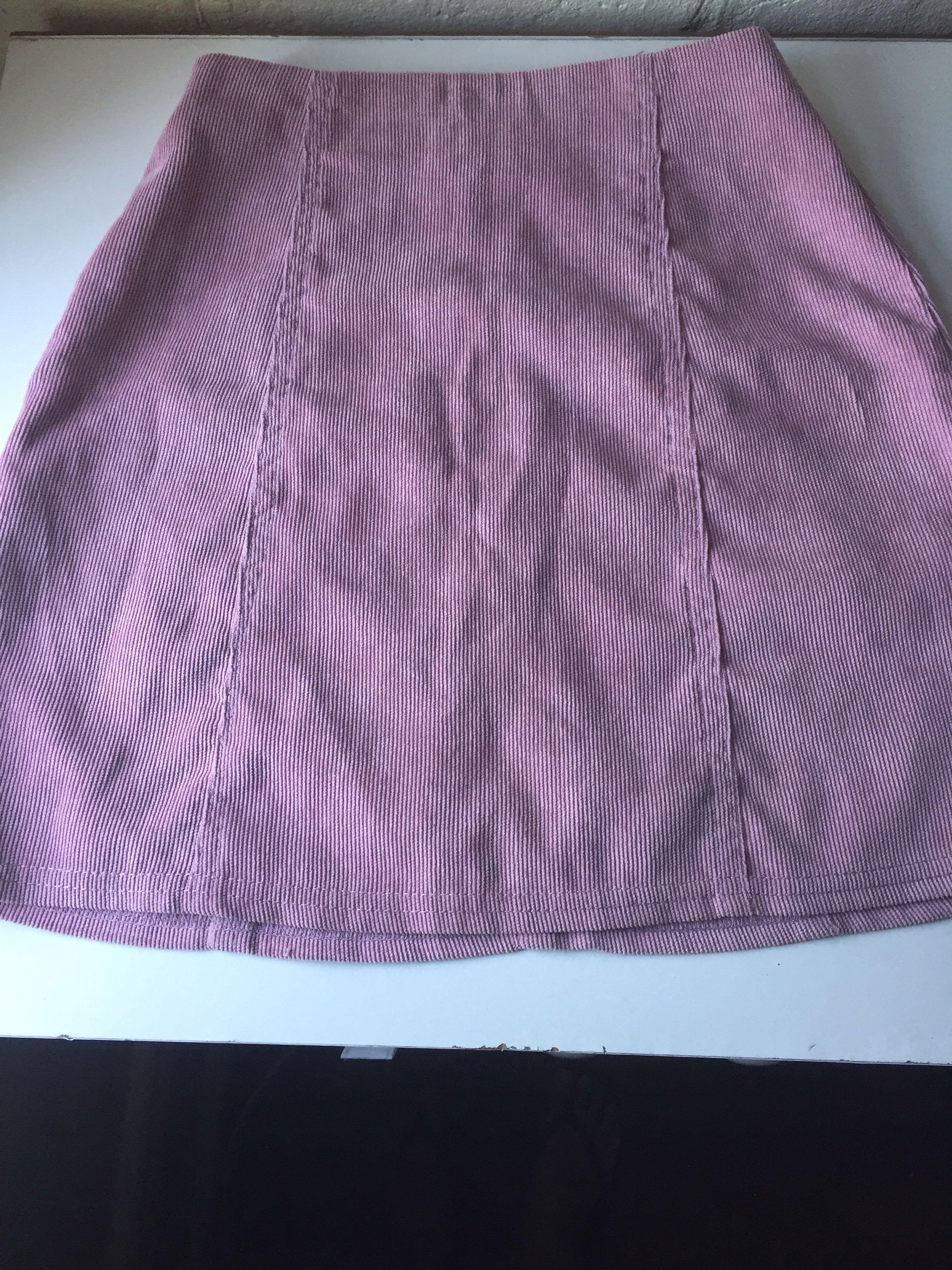 Papercloset pink skirt