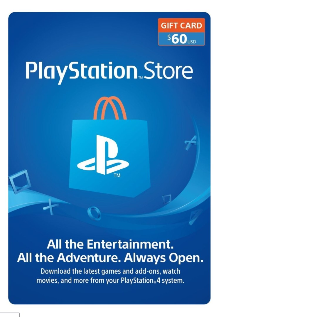 Playstation Store Gift Card Codes Us Not Avail Now Toys Games