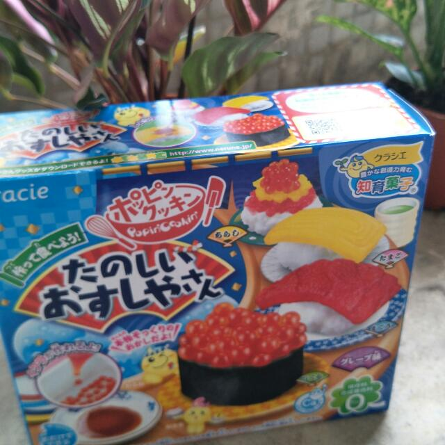 Popin Cookin Sushi/Ice Cream