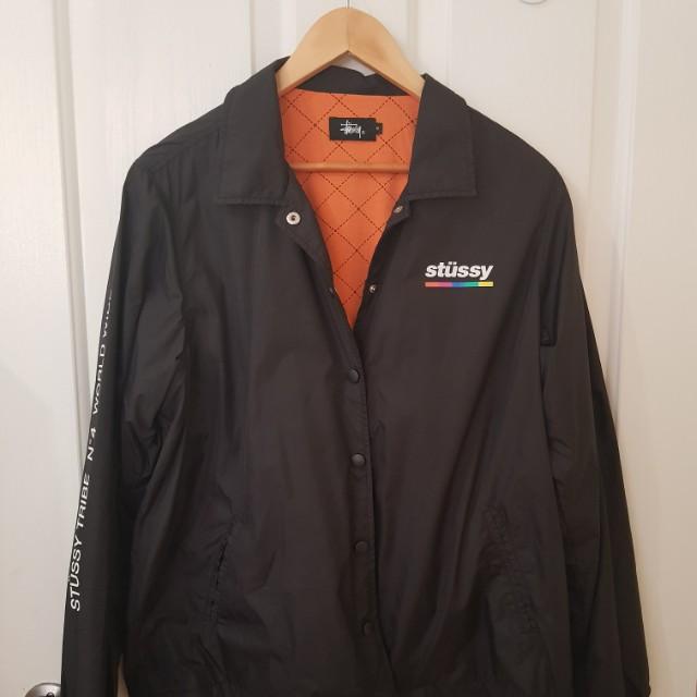 Stussy Stacey coach jacket