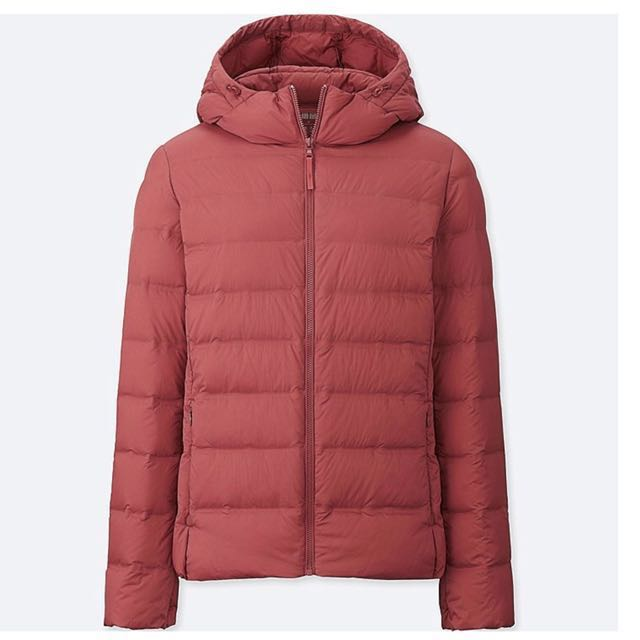 7ec8a490def Uniqlo Winter Jacket Ultra Light Down Parka, Women's Fashion, Clothes,  Outerwear on Carousell