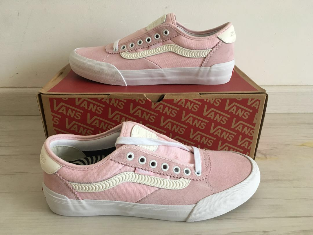 29ca020a819 Vans Chima Pro 2 x Spitfire, Men's Fashion, Footwear on Carousell